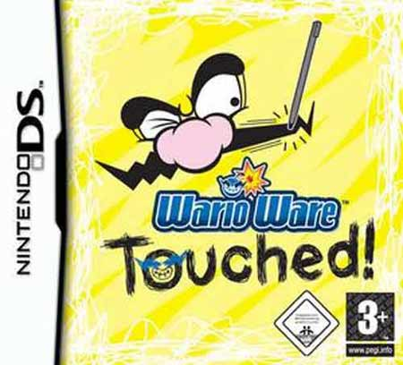 WarioWare: Touched! [NDS] - Juegos Pc Games - Lemou's Links - Juegos PC Gratis en Descarga Directa