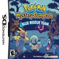 Pokemon donjon mystère bleue